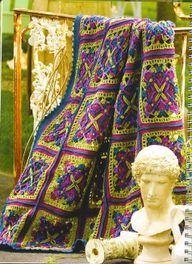 Posts similar to: Celtic Knot Crochet Afghan - Juxtapost