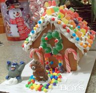 Gingerbread House ki