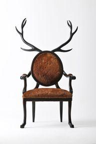 antler seat
