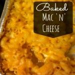 Baked Mac 'n' Cheese