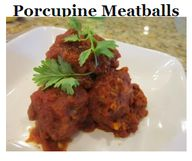 porcupine meatball r