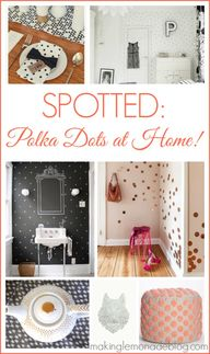 Seeing spots? Check