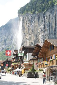 Lauterbrunnen, Switz