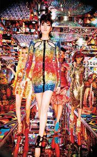 """""""Tokyo Neon Girls"""" b"""