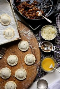 French Onion Pastry