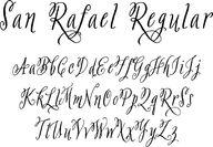 San Rafael Regular