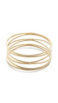 Slinky bracelet -- F