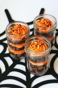 Halloween Cupcakes i