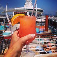 Raise a glass to sea