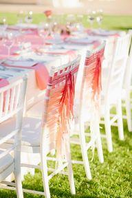 Wedding Corset Chair...