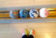 Duckpin bowling! htt