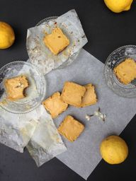 Tangy Lemon Tarts. G