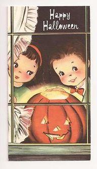 Vintage Halloween Gr