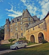french castle via al