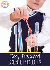 10 Easy Preschool Sc