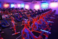 SPIRE Fitness indoor