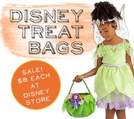 Disney Treat Bags ar