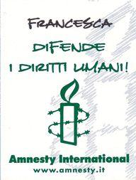 Io sostengo Amnesty