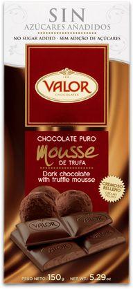 El sabor del mousse de trufa junto al chocolate puro hacen una mezcla impresionante. ¿Te animas a probarlo?