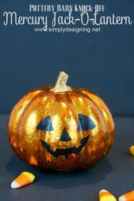 Mercury Pumpkin #hal