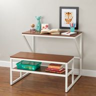 New School Desk With