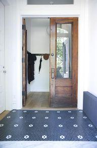 entrance door love