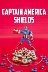 Captain America Shie