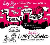 Lately Lily's Land o