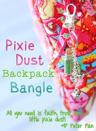 Pixie Dust Backpack