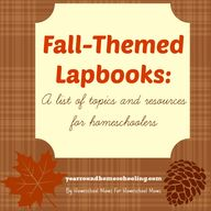 Fall-Themed Lapbooks