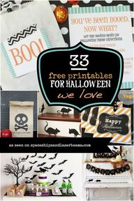 33 Great Halloween P