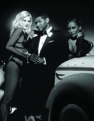 Usher as Billy Flynn (2006)