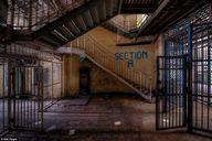 Deserted Jail