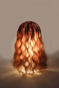 It's a Hair Lamp!