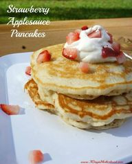 Strawberry Applesauc