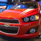 Chevy Sonic is integ