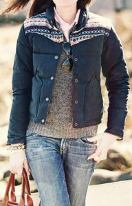 Winter sweater/jacke
