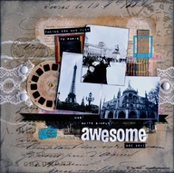 """Awesome"" by Peg Hew"