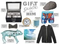 Gift ideas & shoppin