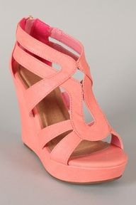Love the coral wedge