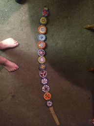 Belt -- medallions g