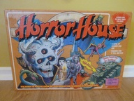 Horror House Board G