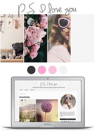 Premade Blogger Temp