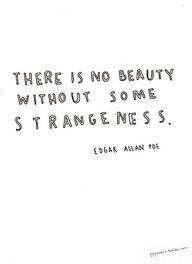 Strange Beauty #redb