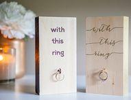 DIY Ring Holder from