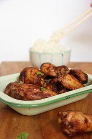 miso baked chicken n