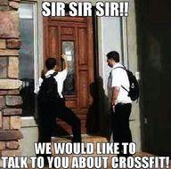 Haha #crossfit