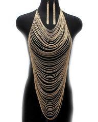 Body Chain Jewelry N...