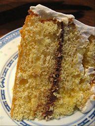 Italian Rum Cake fro