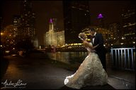 Dramatic Wedding Pho